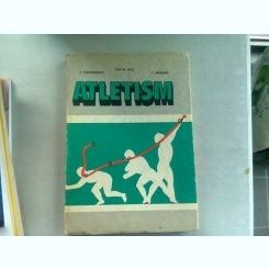ATLETISM - TITUS TATU