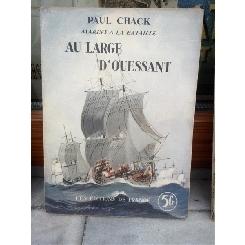 AU LARGE D OUESSANT , PAUL CHACK
