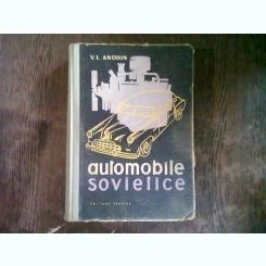 AUTOMOBILE SOVIETICE - V.I. ANOHIN