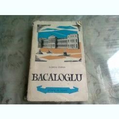 BACALOGLU - FLORICA CIMPAN