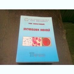 BACTERIOLOGIE MEDICALA - OLGA MIHAELA DOROBAT