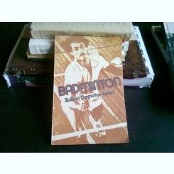 BADMINTON - ZOLTAN DEMETER ERDEI