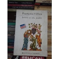 BALADE SI ALTE POEME , FRANCOIS VILLON
