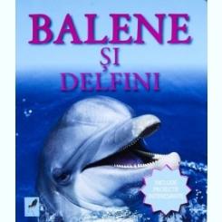 BALENE ȘI DELFINI, CARTE PENTRU COPII