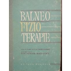 BALNEO-FIZIO-TERAPIE - TRAIAN DINULESCU