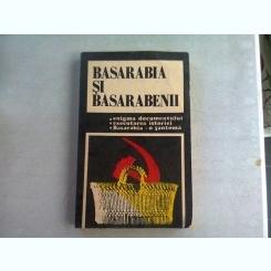 BASARABIA SI BASARABENII