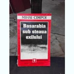 BASARABIA SUB STEAUA EXILULUI - MIHAI CIMPOI