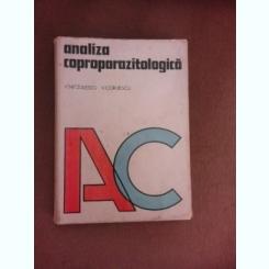 Bazele coproparazitologica - V. Nitzulescu