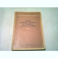 BAZELE EVIDENTEI CONTABILE SI EXPERTIZA JUDICIAR CONTABILA - S. OSTROUMOV