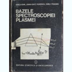 Bazele spectroscopiei plasmei - Iancu iova