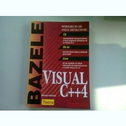 BAZELE VISUAL C++4 - MICKEY WILLIAMS