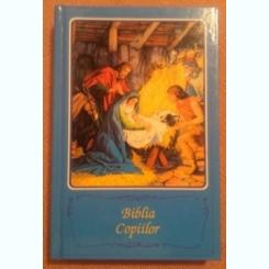 BIBLIA COPIILOR  (cu 192 de ilustratii color)