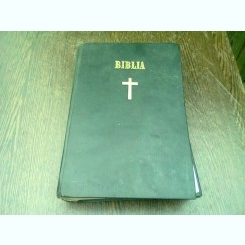 BIBLIA SAU SFANTA SCRIPTURA A NOULUI SI VECHIULUI TESTAMENT. CU TRIMITERI (1998)
