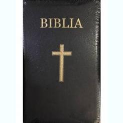BIBLIA SAU SFANTA SCRIPTURA A NOULUI SI VECHIULUI TESTAMENT. CU TRIMITERI (2010)