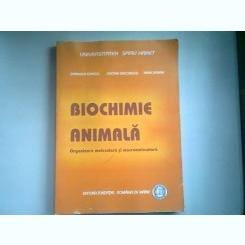 BIOCHIMIE ANIMALA - EMANUELA IONESCU