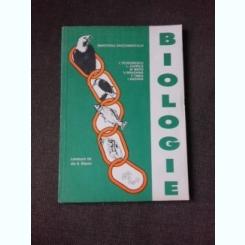 BIOLOGIE, MANUAL CLASA 8-A, IN LIMBA GERMANA, EDITIE 1995