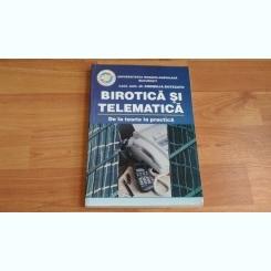 BIROTICA SI TELEMATICA--DR. CORNELIA BOTEZATU