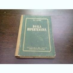 BOALA HIPERTENSIVA - G.F. LANG
