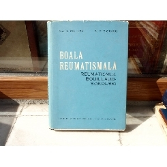 Boala Reumatismala , Reumatismul Bouillaud-Sokolski , Acad. N. Gh. Lupu , 1963