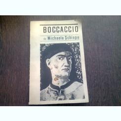 BOCCACCIO - MICHAELA SCHIOPU  (CU DEDICATIA AUTOAREI)