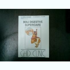 Boli digestive superioare - Corneliu Dragomir si Alin Gabriel Dragomir
