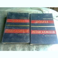 BOLILE METABOLISMULUI - GARFIELD G. DUNCAN  2 VOLUME