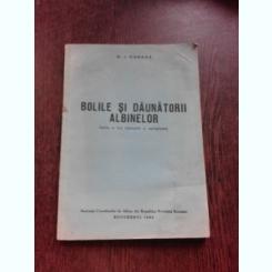 BOLILE SI DAUNATORII ALBINELOR - I. OGRADA
