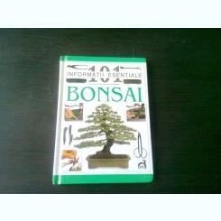 BONSAI, INFORMATII ESENTIALE - HARRY TOMLINSON