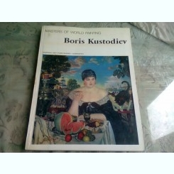BORIS KUSTODIEV ALBUM MASTERS OF WORLD PAINTING