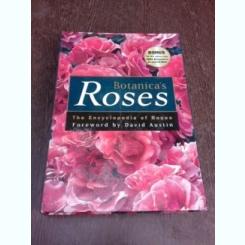 Botanica's Roses, the Encyclopedia of roses - David Austin   (contine CD, text in limba engleza)
