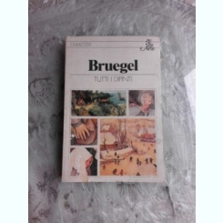 BRUEGEL - TUTTI DIPINTI  (CARTE IN LIMBA ITALIANA)