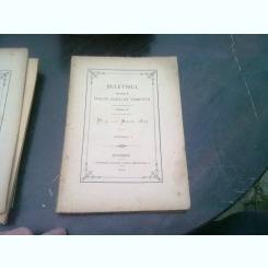 BULETINUL SENTINTELOR INALTEI CURTI DE COMPTURI TOMUL II, NR.5/MAI 1875