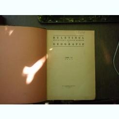 Buletinul societatii regale romane de geografie tomul LX 1941