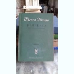 BURLEASCA. CONCERT DE CAMERA PENTRU 5 INSTRUMENTE - MIRCEA ISTRATE