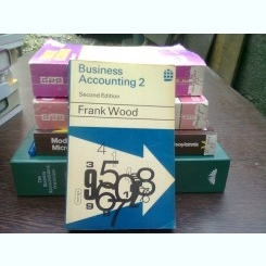 Business accounting 2 - Frank Wood  (contabilitate 2)