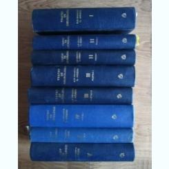 C. Arseni - Tratat de neurologie (8 volume, serie completa; (volumul 1, volumul 2 partea 1 si 2, volumul 3 partea 1 si 2, volumul 4 partea 1 si 2, volumul 5))
