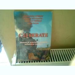 CAI FERATE. ELEMENTE DE PROIECTARE, CONSTRUCTIE INTRETINERE SI EXPLOATARE - ALEXANDRU HERMAN