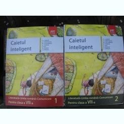 CAIETUL INTELIGENT - FL. IONITA   2 VOLUME PENTRU CLASA A VII-A