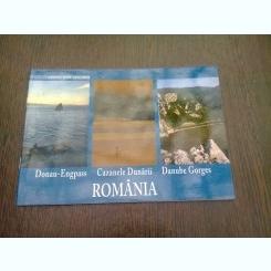 CALATOR PRIN TARA MEA  ROMANIA ,CAZANELE DUNARII