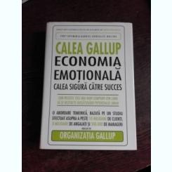 CALEA GALLUP, ECONOMIA EMOTIONALA CALEA SIGURA CATRE SUCCES - CURT COFFMAN