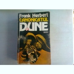 CANONICATUL DUNE - FRANK HERBERT