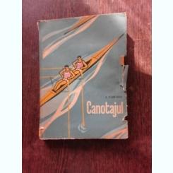 CANOTAJUL - CORNELIU FLORESCU+BROSURA REGULAMENT CANOTAJUL ACADEMIC