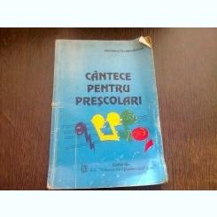 CANTECE PENTRU PRESCOLARI - JEAN LUPU