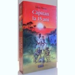 Capitan la 15 ani-Jules Verne