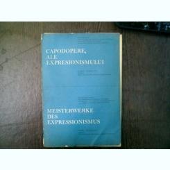 Capodopere ale expresionismului - Meisterwerke des Expressionismus
