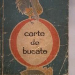 CARTE DE BUCATE - RADA NICOLAE