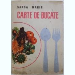 CARTE DE BUCATE-SANDA MARIN EDITIA A VI-A BUCURESTI