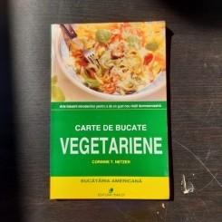 CARTE DE BUCATE VEGETARIENE - CORINNE T. NETZER