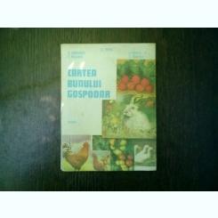 Cartea bunului gospodar - E. Draganescu, I. Palagesiu