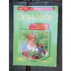 CARTEA FLORILOR - ANTONIA MARES